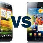 HTC One S VS Samsung Galaxy S2: chi è il migliore?
