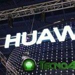 Huawei Ascend Mate: ecco la prima foto