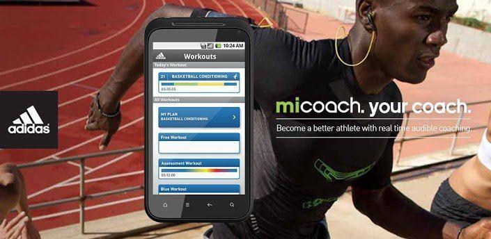 [Aggiornamento] Adidas miCoach si aggiorna alla versione 2.1.1.3288