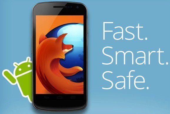 Firefox 18.0 per Android è finalmente disponibile sul Google Play Store