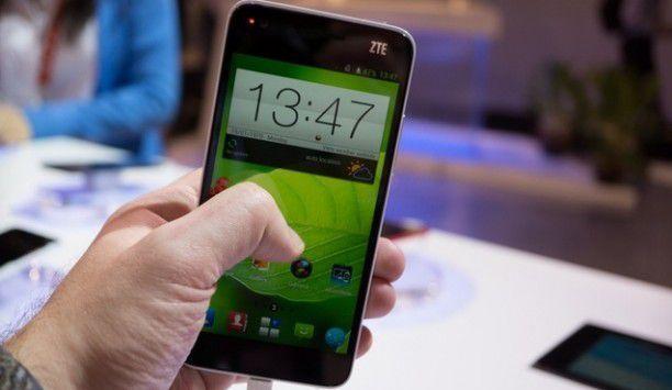 Grand S specifiche tecniche e foto del nuovo smartphone ZTE