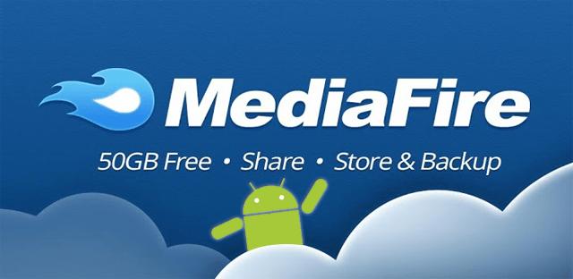 Mediafire Android - disponibile l'applicazione ufficiale sul Play Store