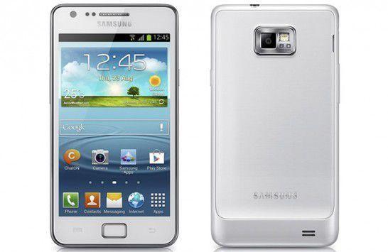 Samsung Galaxy S2 Plus caratteristiche tecniche e le foto
