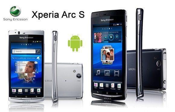 Sony Ericsson Xperia Arc S specifiche tecniche e foto