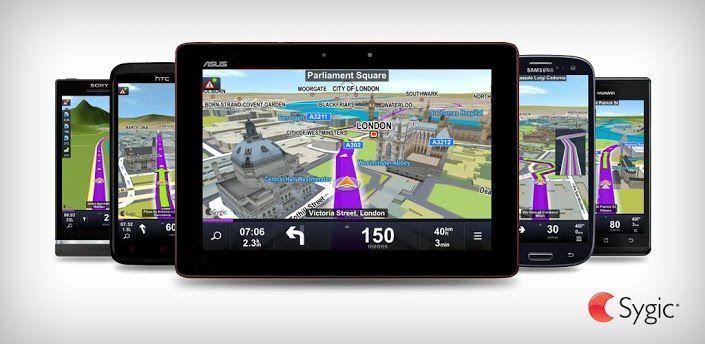 SygicvGPS Navigation 12.2.0 è la nuova versione del navigatore Android