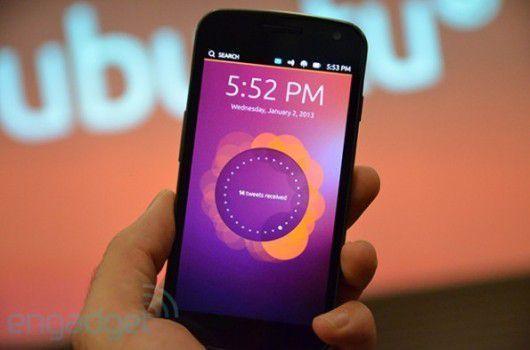 Ubuntu sul Galaxy Nexus ecco come funziona il sistema operativo