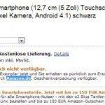 Sony Xperia Z: da Amazon.de è possibile preordinarlo a 649 euro