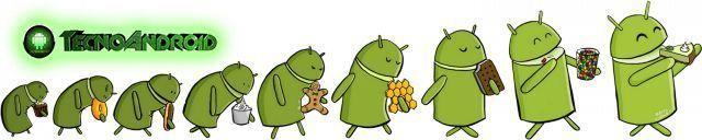 evoluzione android