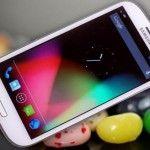 Samsung Galaxy S3 brandizzato Vodafone sta ricevendo Android Jelly Bean