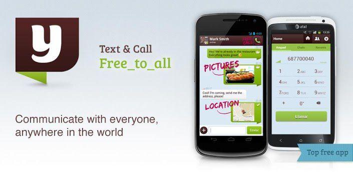yuilop Telefonare & SMS gratis