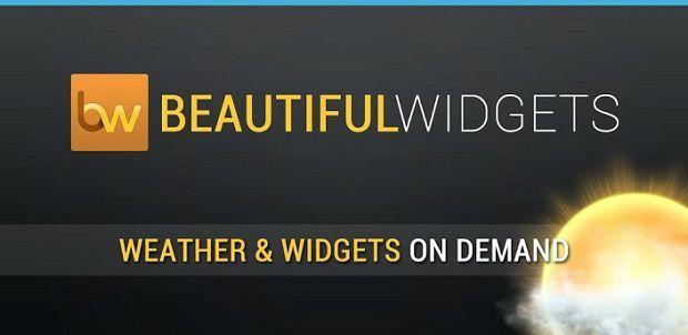 beautiful widget