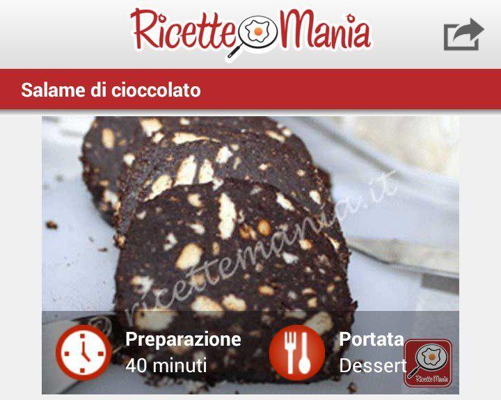 RicetteMania