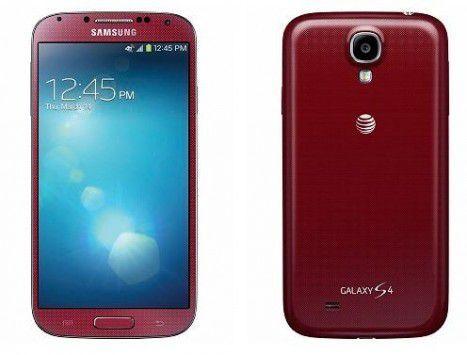 Samsung-Galaxy-S4-rosso