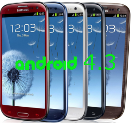 Galaxy-S3-android 4.3