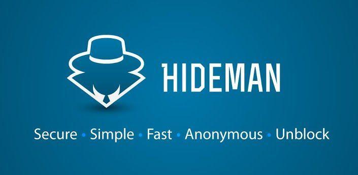 Hideman-VPN