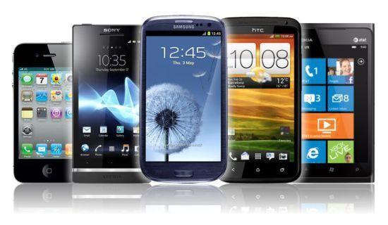 Smartphones-2013