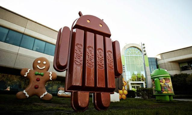 Android-4.4 KitKat