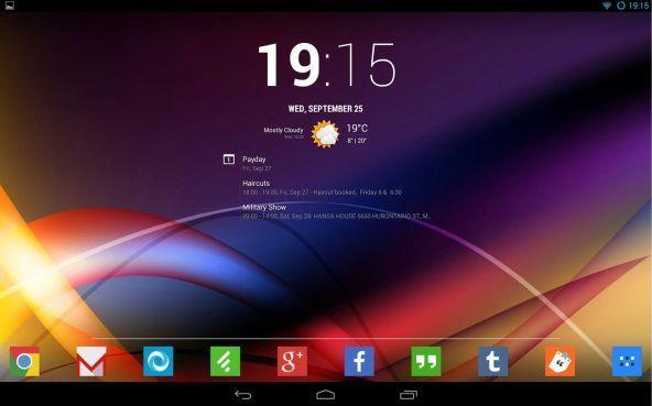 Chronus-Clock-App