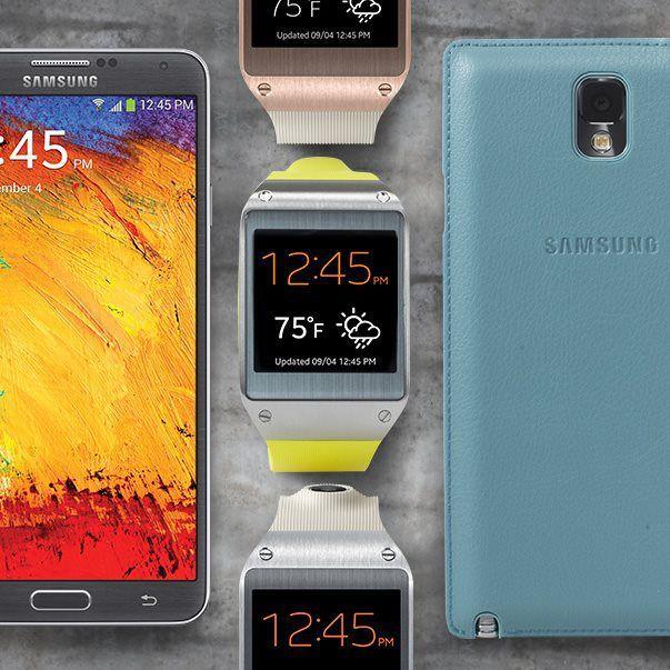 Samsung-Galaxy-Note-3-and-Galaxy-gear-Watch