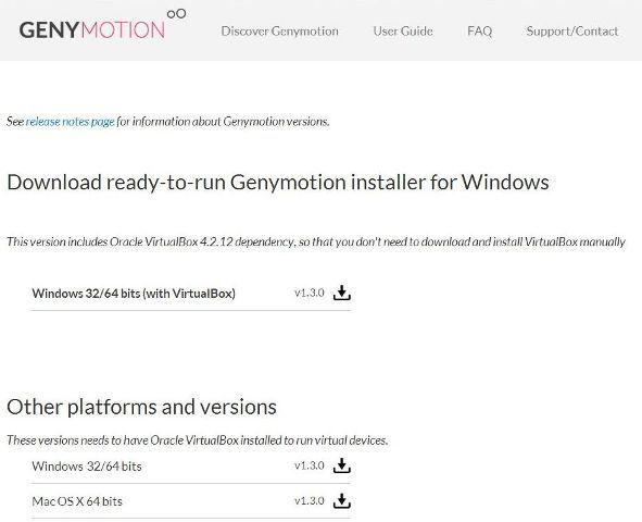 genymotiondown