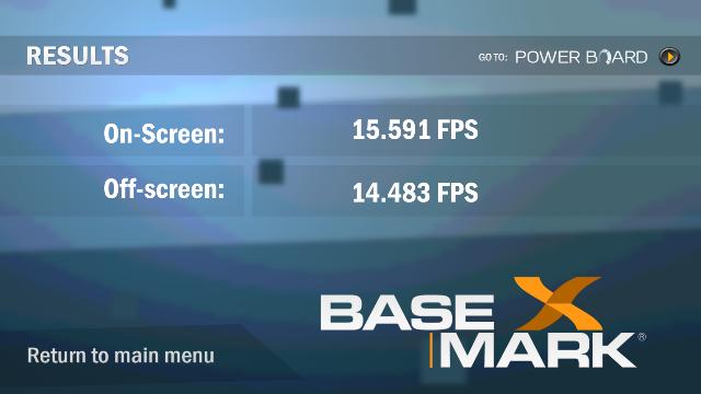 Basemark X Note 3