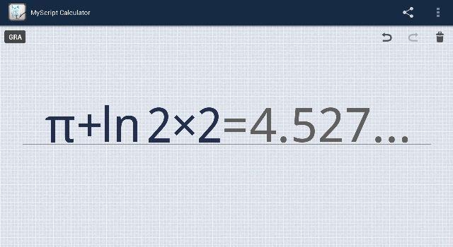 MyScript Calculator (1)