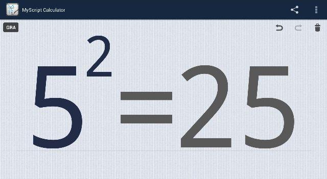 MyScript Calculator (2)