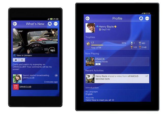 PlayStation-App