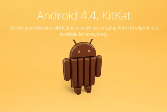 Android 4.4 KitKat: supporto a nuovi sensori per ...