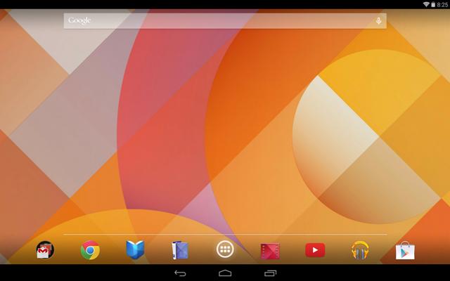 GEL(kitkat) tablet