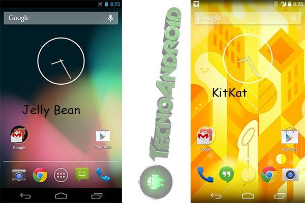 Android 4 4 kitkat analisi dettagliata la home screen