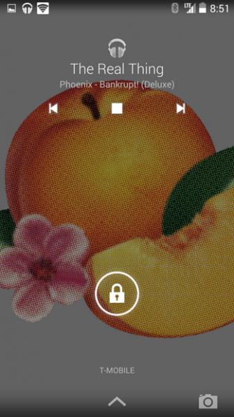 nexus musica widget