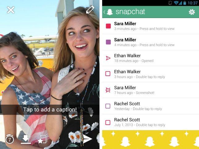 snapchat-android