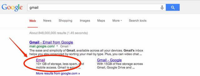 gmail-google-search