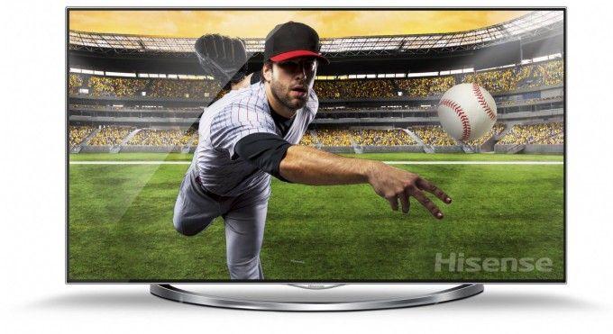 hisense android 4k smart tv