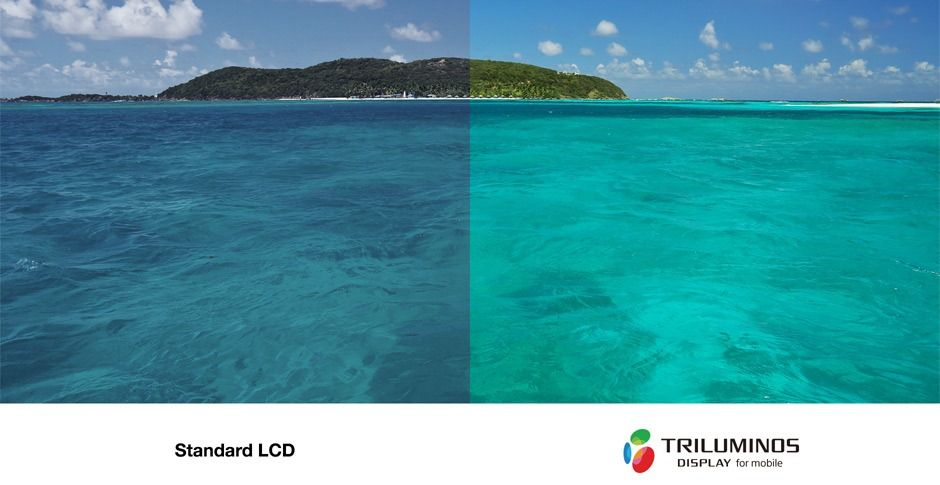 Triluminos-display-comparison