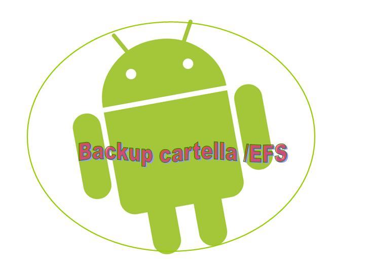 Guida Facile Al Modding Backup Cartella Efs Con Android