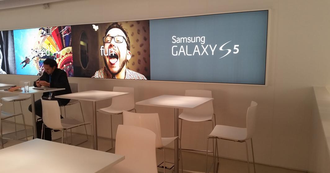 campione immagine Galaxy S5 11