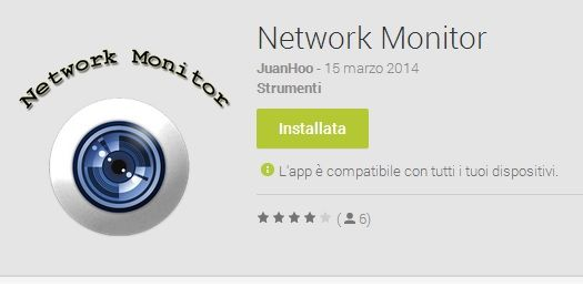 network monitor android