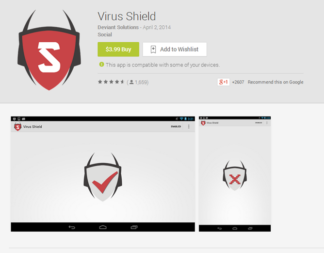 Virus-scan-android
