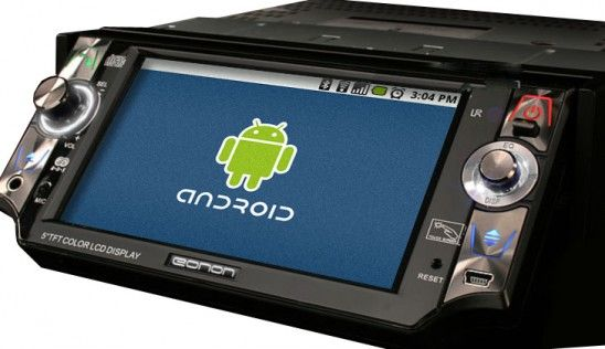 Android_car
