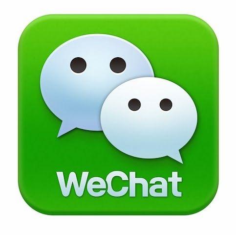 WeChat new logo