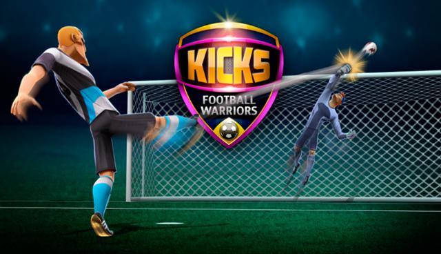 Kicks! Football Warriors-Soccer