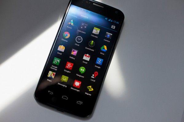 Moto X second generation