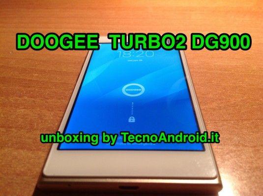 Doogee Turbo2 DG900