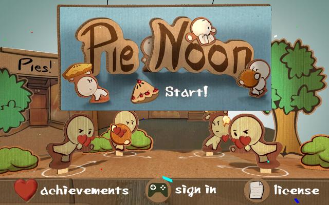 Pie Noon