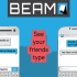 beam messenger