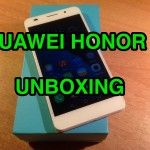 Huawei Honor 6: unboxing dell'octa-core con LTE e Android 4.4.2