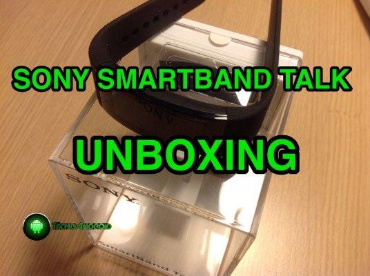 sony smatband talk 3