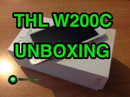 THL W200C